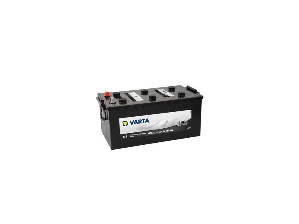 Startovací baterie VARTA ProMotive HD 700038105A742