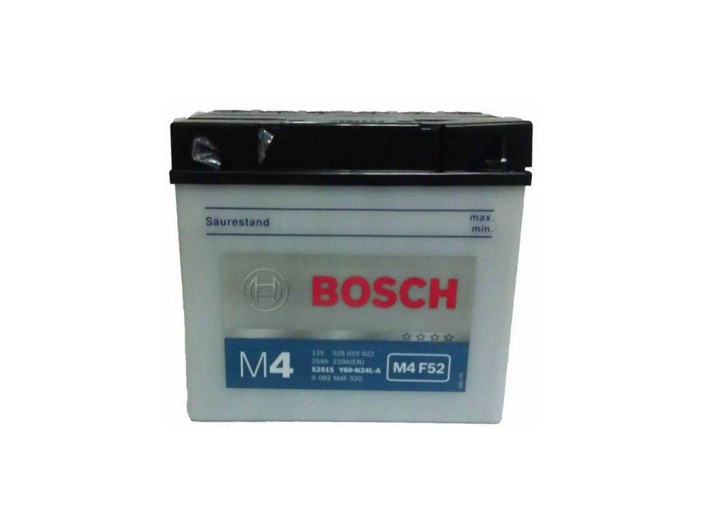 Startovací baterie BOSCH M4 Fresh Pack 0 092 M4F 520