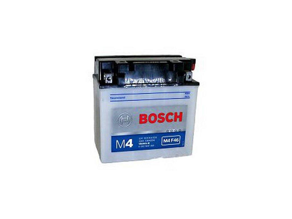 Startovací baterie BOSCH SLI 0 092 M4F 460