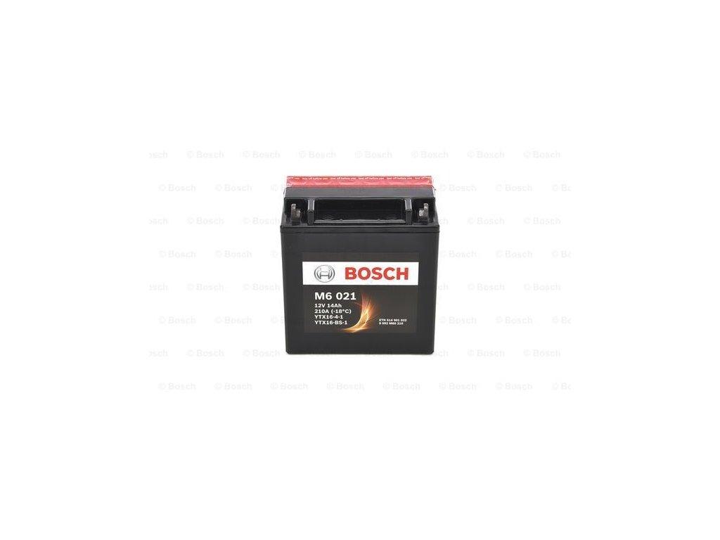 Startovací baterie BOSCH M6 0 092 M60 210