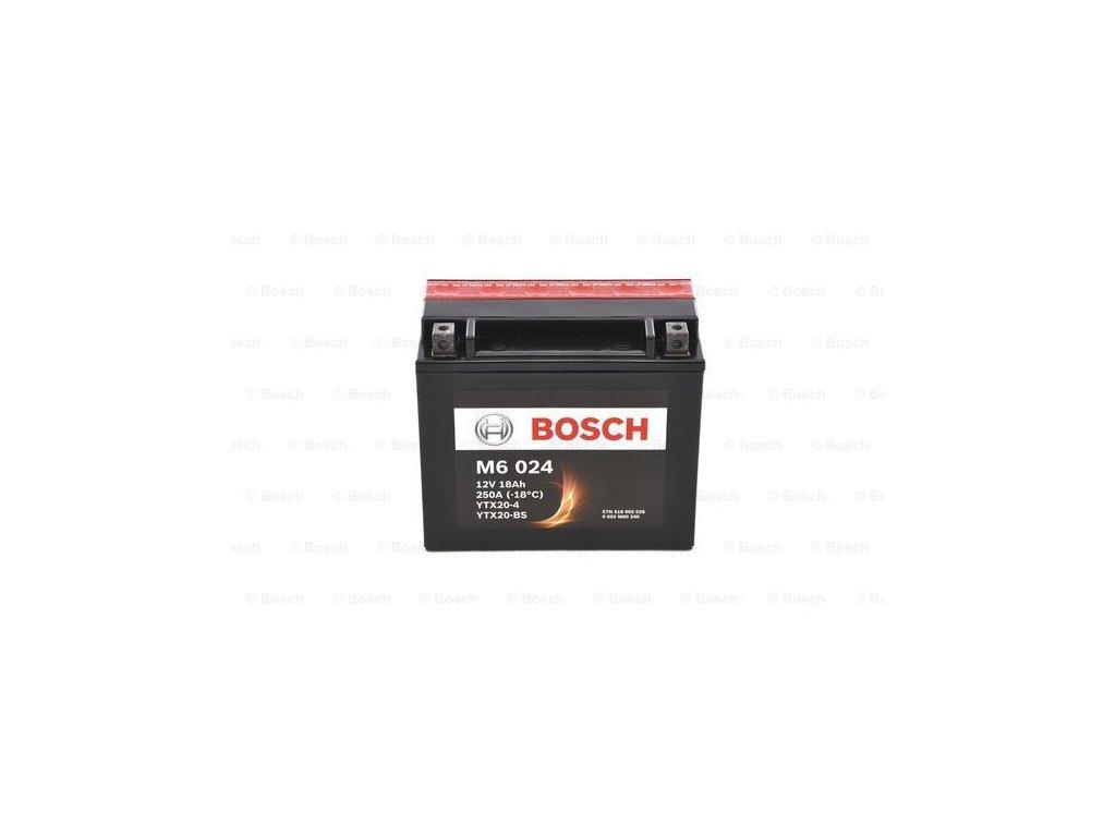 Startovací baterie BOSCH M6 0 092 M60 240