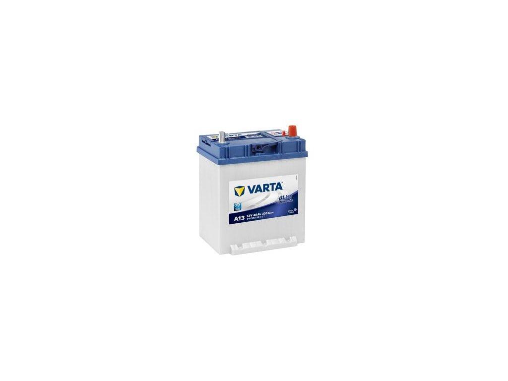Startovací baterie VARTA BLUE dynamic 5401250333132