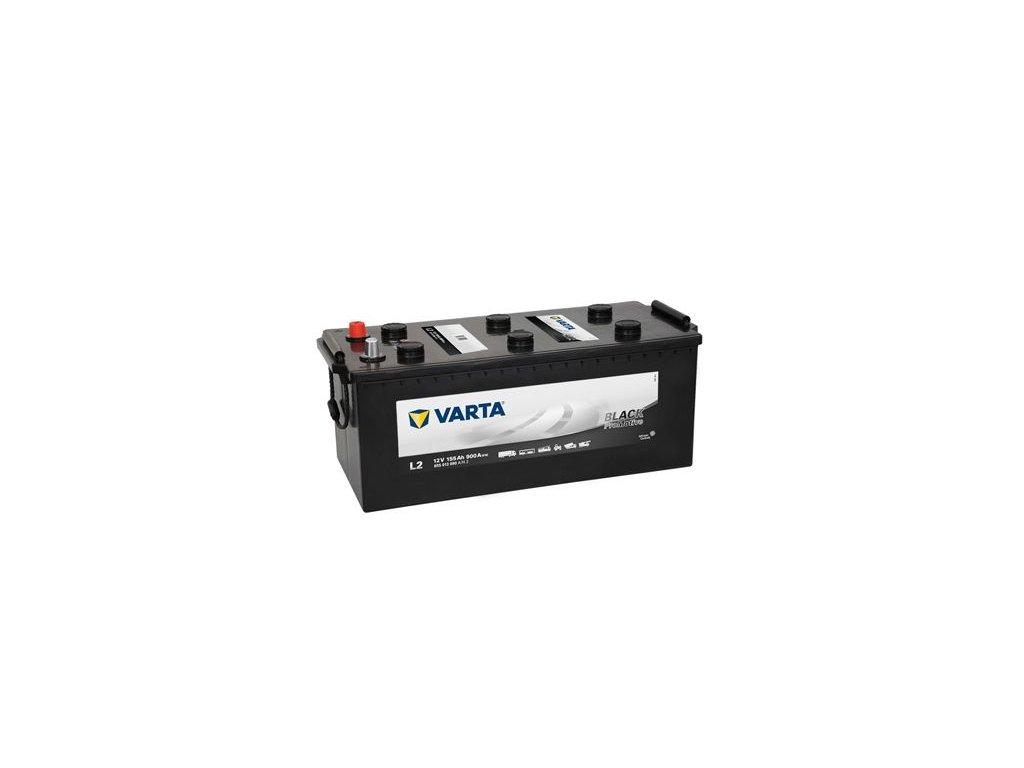 Startovací baterie VARTA ProMotive HD 655013090A742