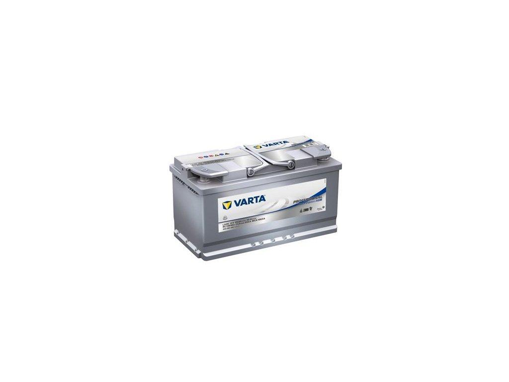 Startovací baterie VARTA Professional Dual Purpose AGM 840095085C542