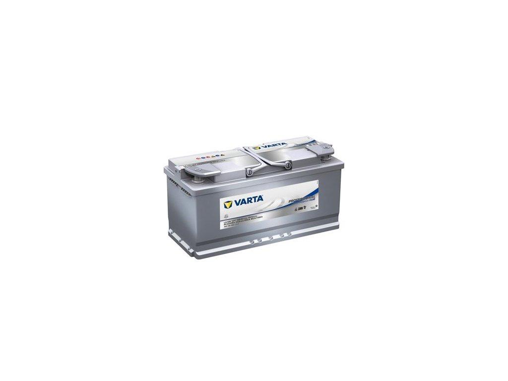 Startovací baterie VARTA Professional Dual Purpose AGM 840105095C542