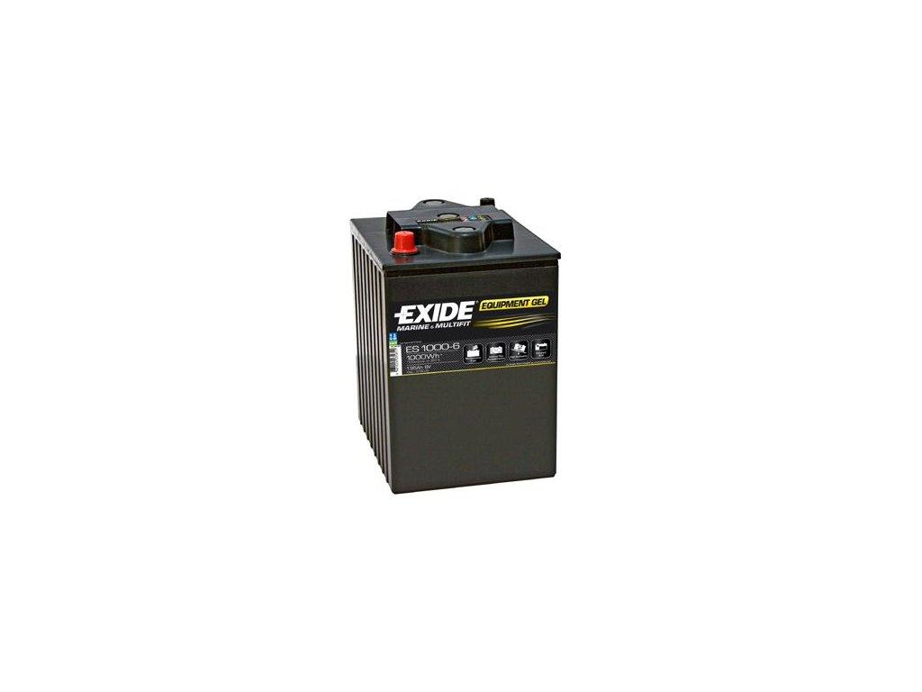 Startovací baterie EXIDE EXIDE Equipment GEL ES1000-6