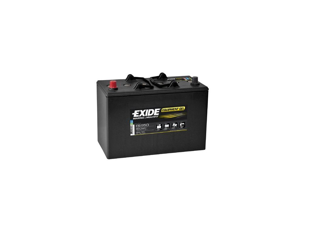 Startovací baterie EXIDE EXIDE Equipment GEL ES950