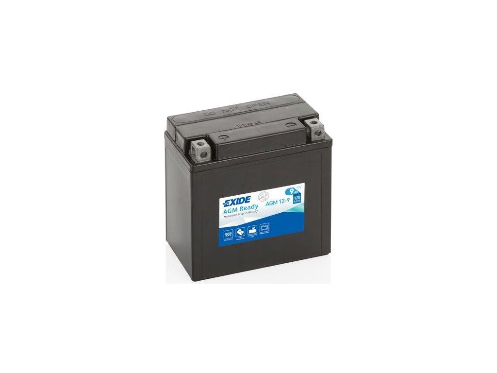 Startovací baterie EXIDE EXIDE AGM Ready AGM12-9