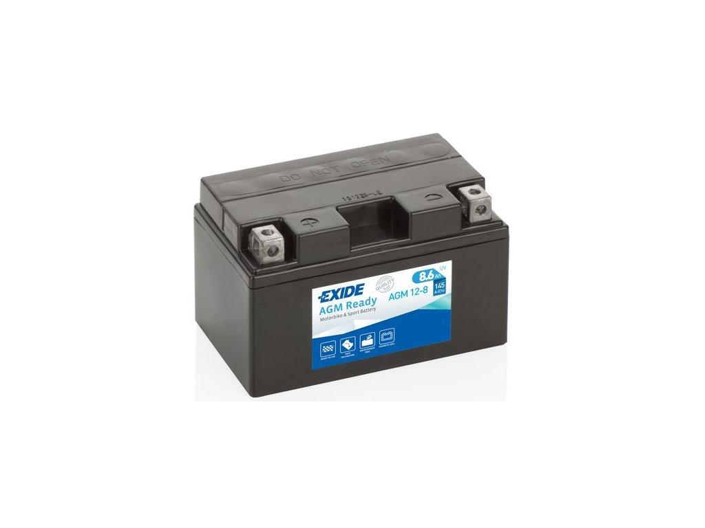 Startovací baterie EXIDE EXIDE AGM Ready AGM12-8
