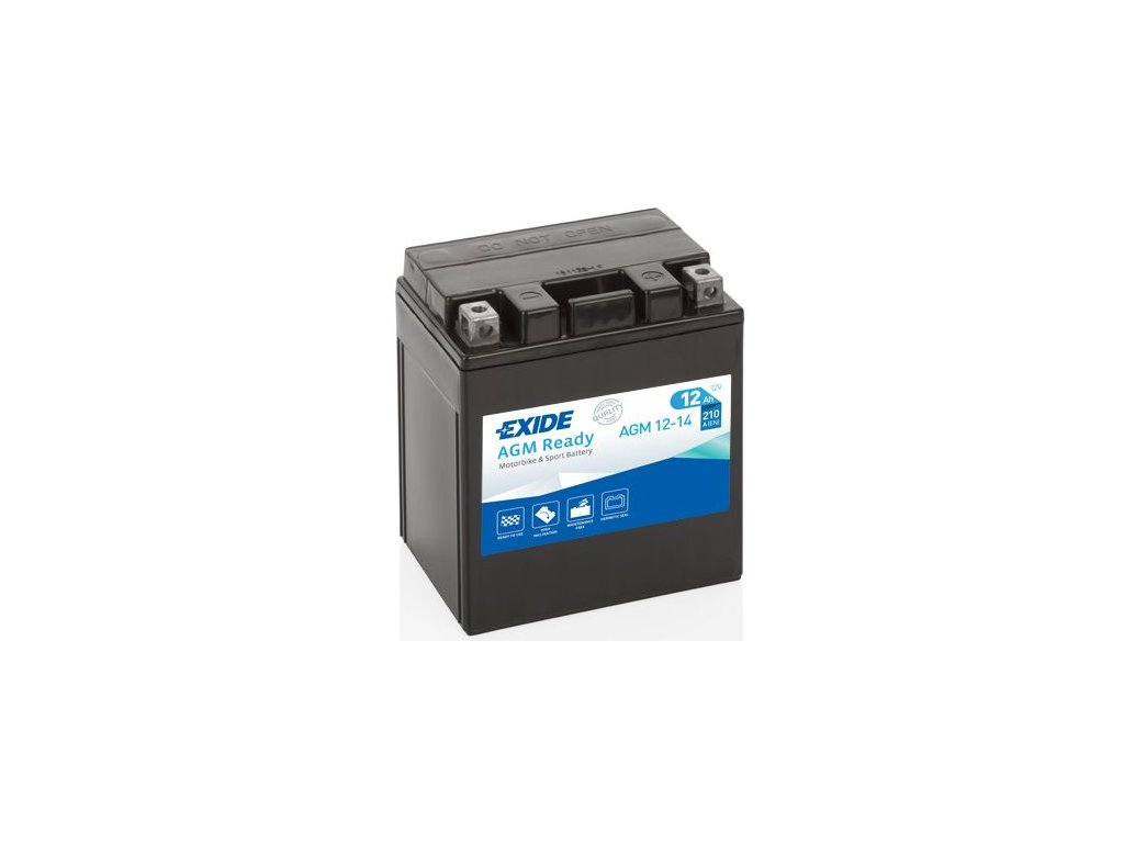 Startovací baterie EXIDE EXIDE AGM Ready AGM12-14