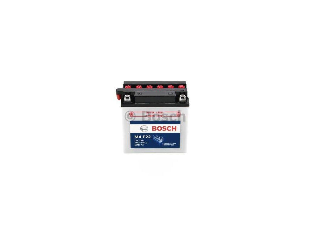 Startovací baterie BOSCH SLI 0 092 M4F 220