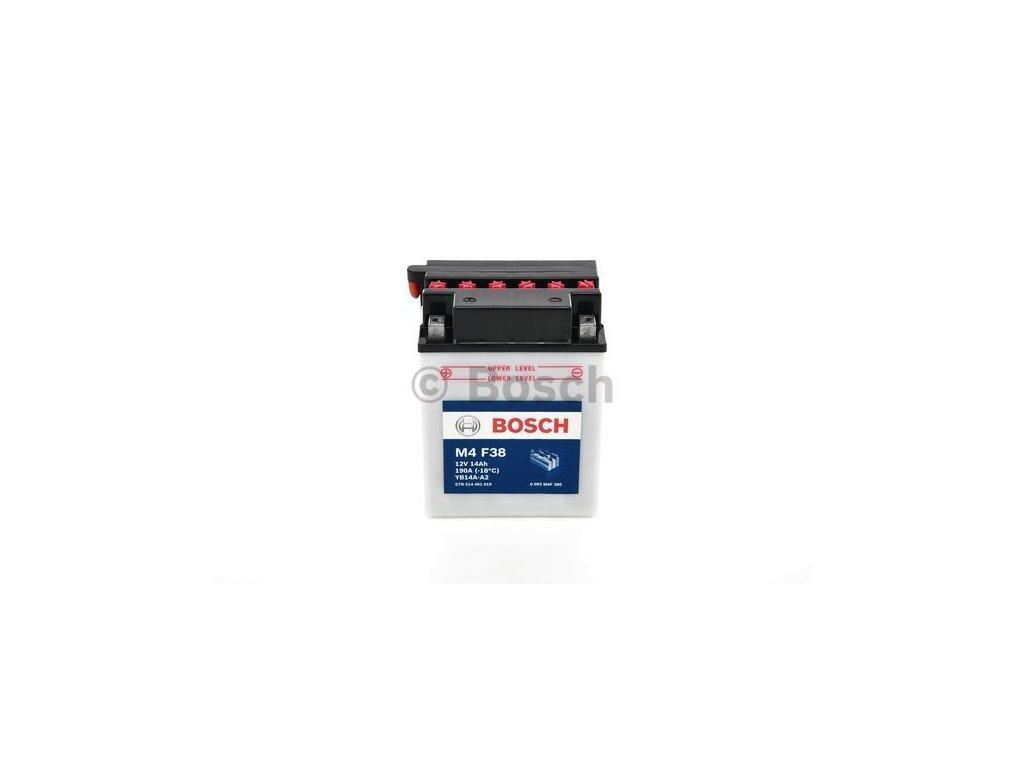 Startovací baterie BOSCH SLI 0 092 M4F 380