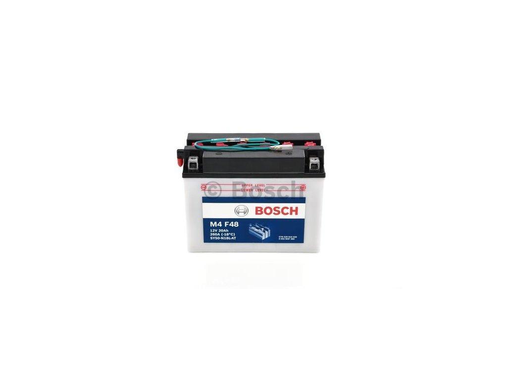 Startovací baterie BOSCH SLI 0 092 M4F 480