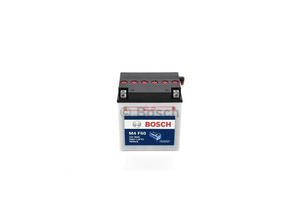 Startovací baterie BOSCH SLI 0 092 M4F 600