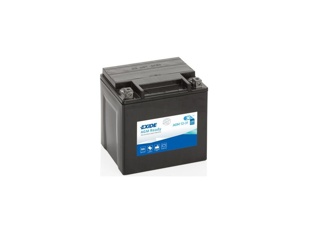 Startovací baterie EXIDE EXIDE AGM Ready AGM12-31