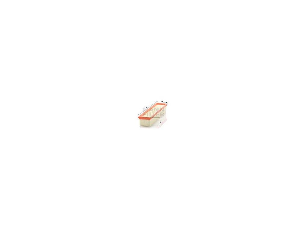 Vzduchový filtr MANN-FILTER C 3875/1