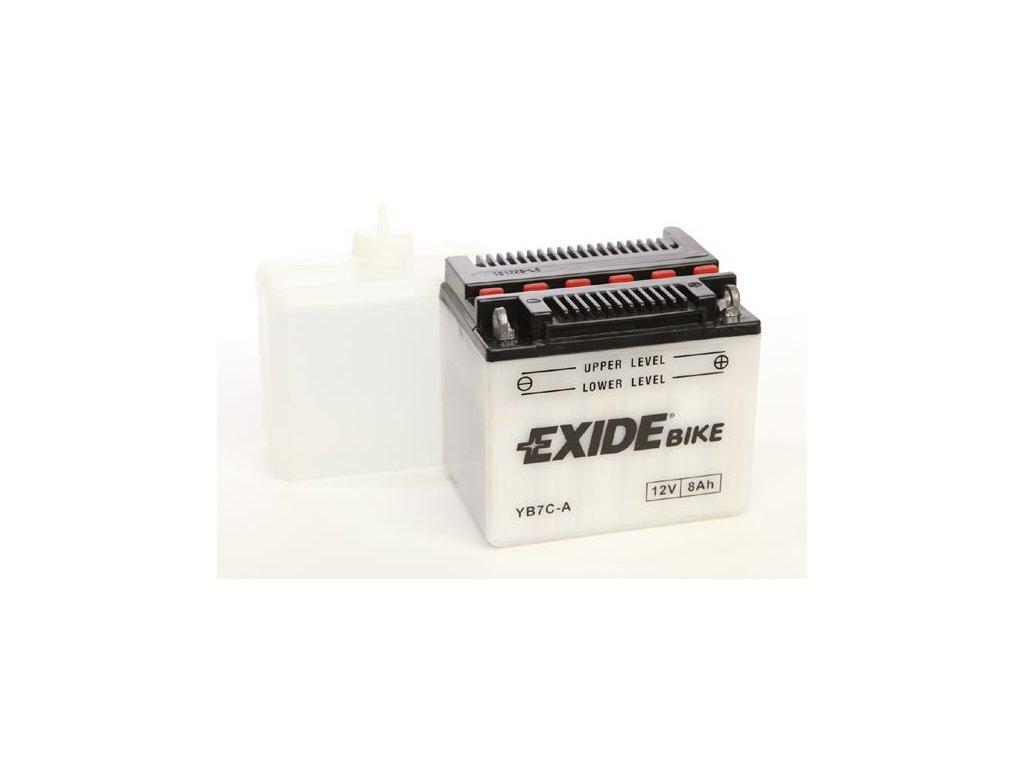 Startovací baterie EXIDE EXIDE Conventional EB7C-A