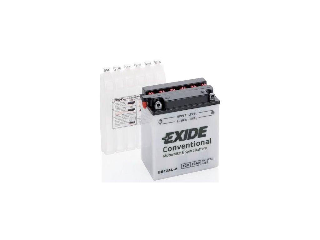 Startovací baterie EXIDE EXIDE Conventional EB12AL-A