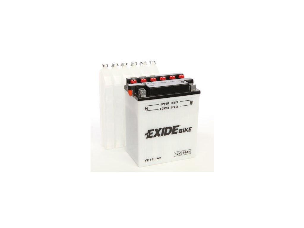 Startovací baterie EXIDE EXIDE Conventional EB14L-A2