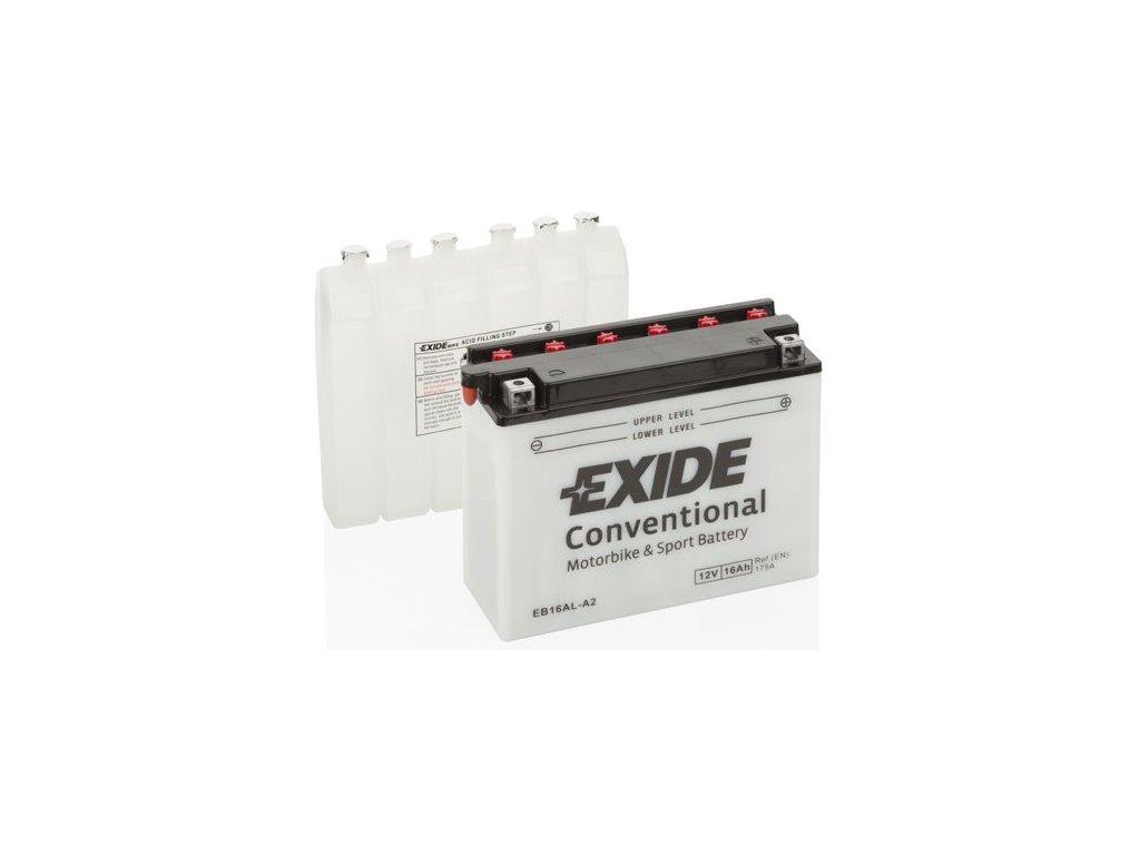 Startovací baterie EXIDE EXIDE Conventional EB16AL-A2