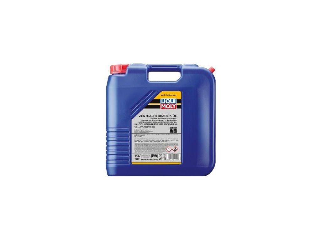 Hydraulický olej LIQUI MOLY Zentralhydraulik-Öl 1147