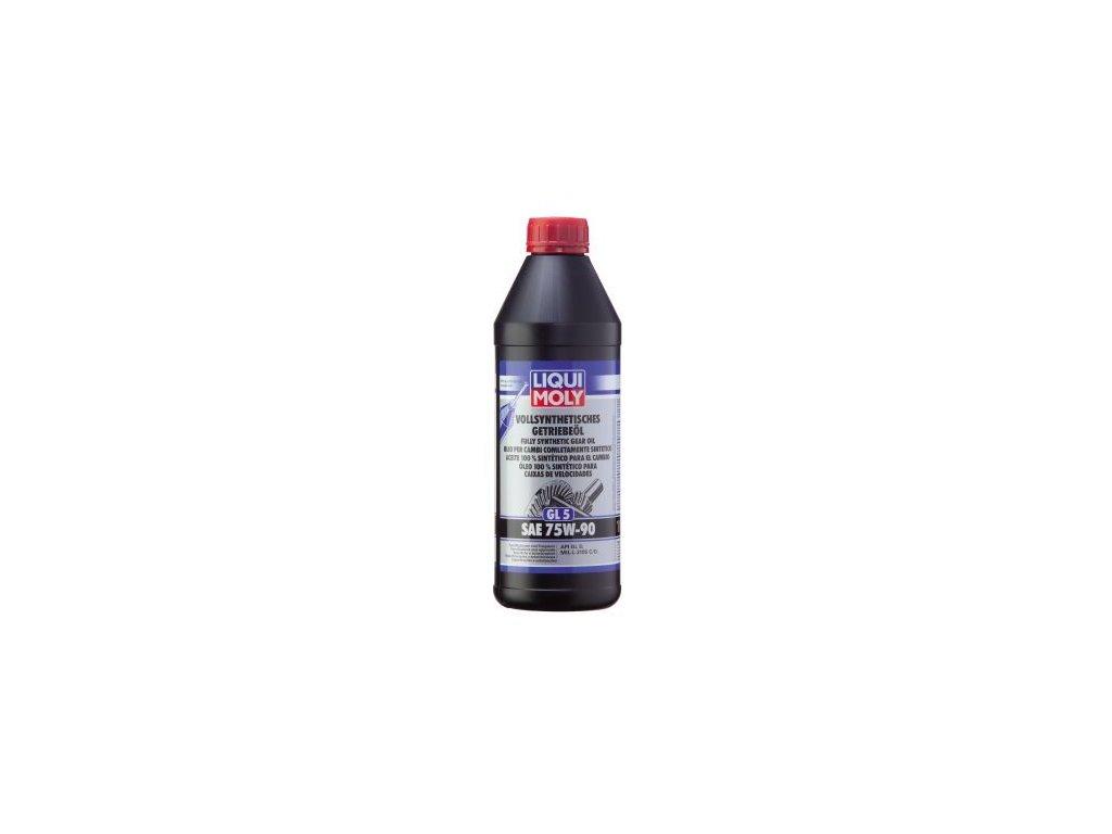 Olej do diferencialu LIQUI MOLY Vollsynthetisches Getriebeöl (GL5) SAE 75W-90 1414