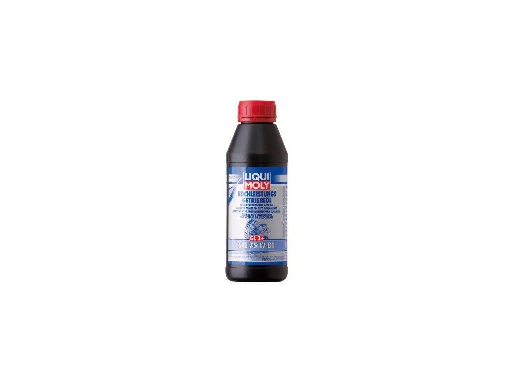 Olej do prevodovky LIQUI MOLY Hochleistungs-Getriebeöl (GL3+) SAE 75W-80 4426
