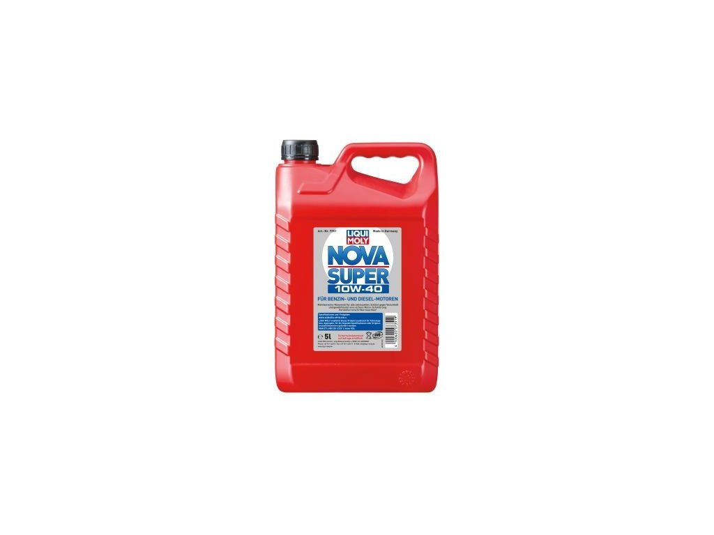 Motorový olej LIQUI MOLY Nova Super 10W-40 7351