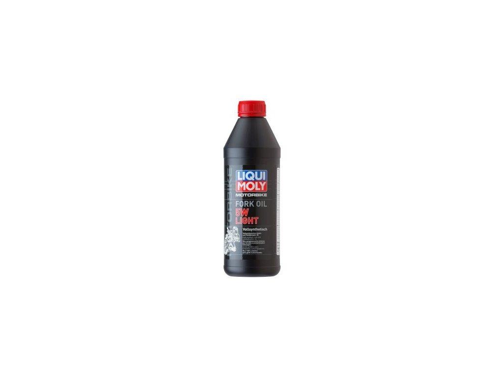 Olej do vidlice LIQUI MOLY Motorbike Fork Oil 5W light 2716