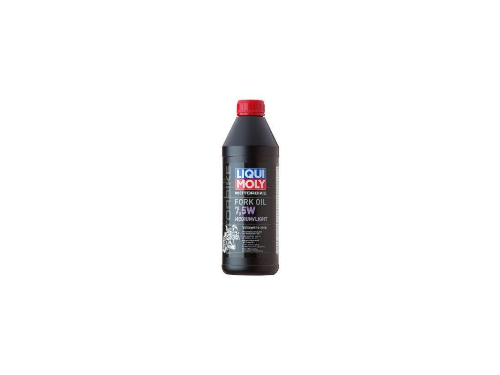Motorový olej LIQUI MOLY Motorbike Fork Oil 7,5W medium/light 2719