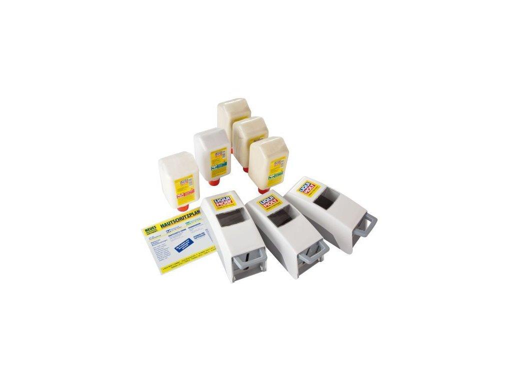 Prostredek pro peci o pokozku LIQUI MOLY Hautschutz-Starter-Set 3306