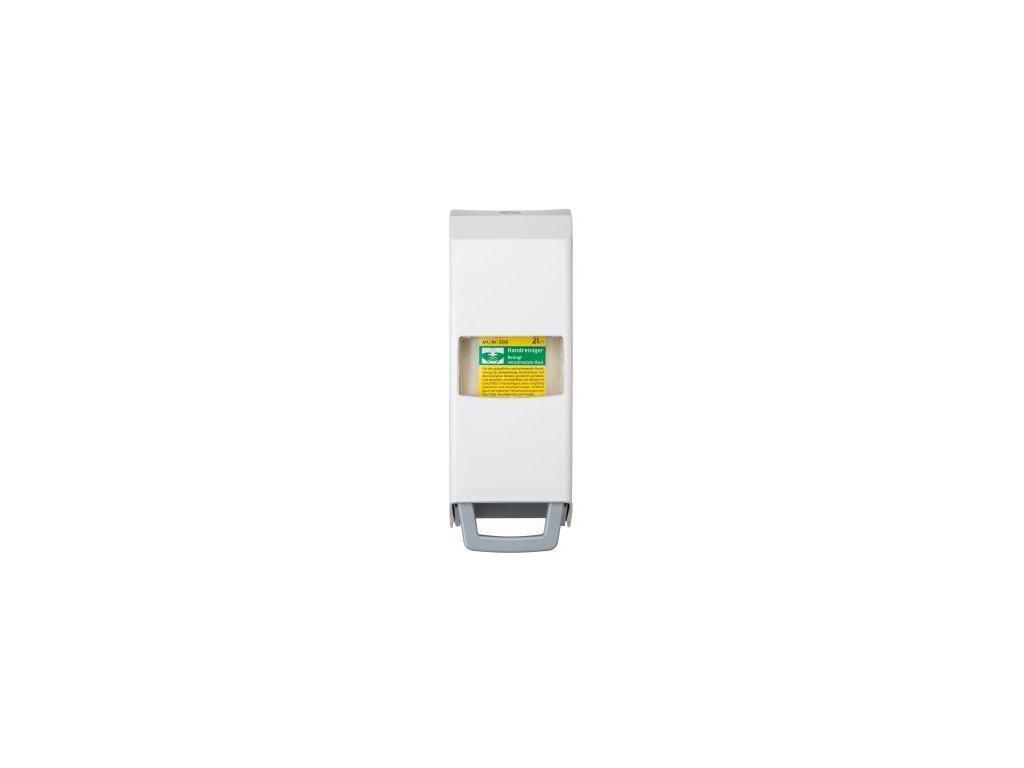 Prostredek pro peci o pokozku LIQUI MOLY Spender für Softflaschen 2 Liter 3336
