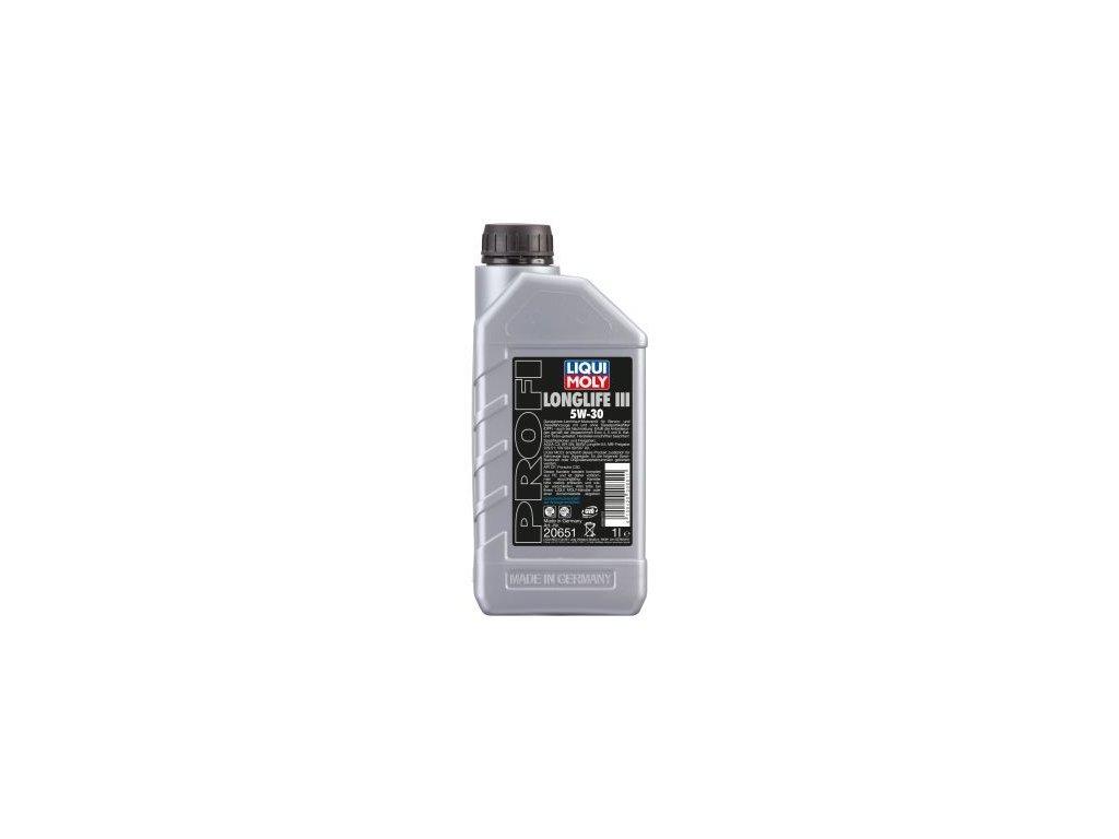 Motorový olej LIQUI MOLY Profi Longlife III 5W-30 20651