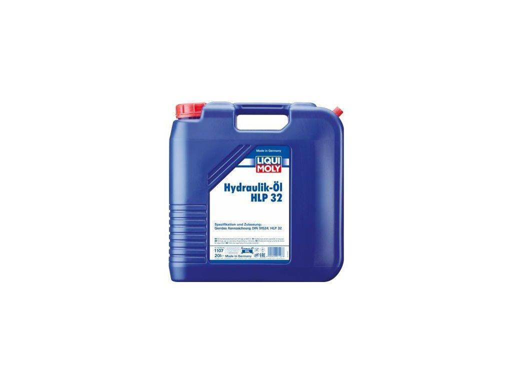 Hydraulicky olej, stresni system LIQUI MOLY HLP 32 1107