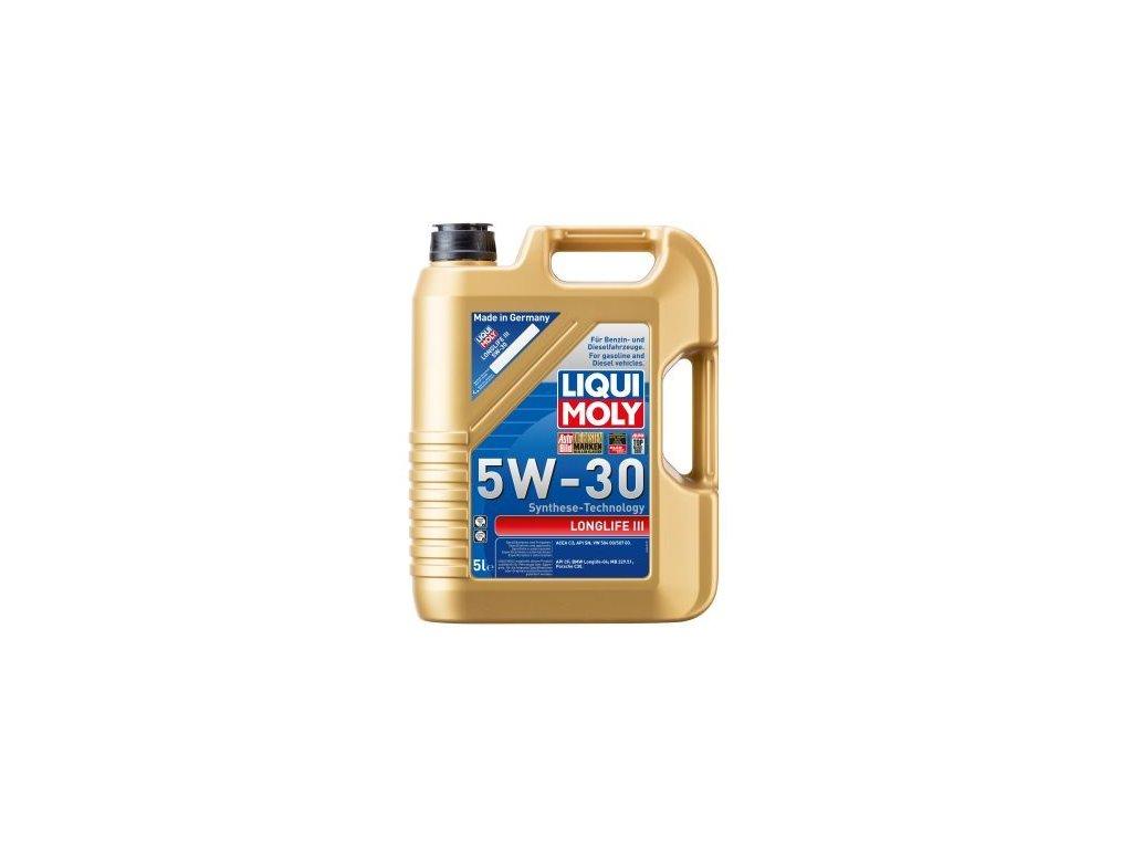 Motorový olej LIQUI MOLY Longlife III 5W-30 20647
