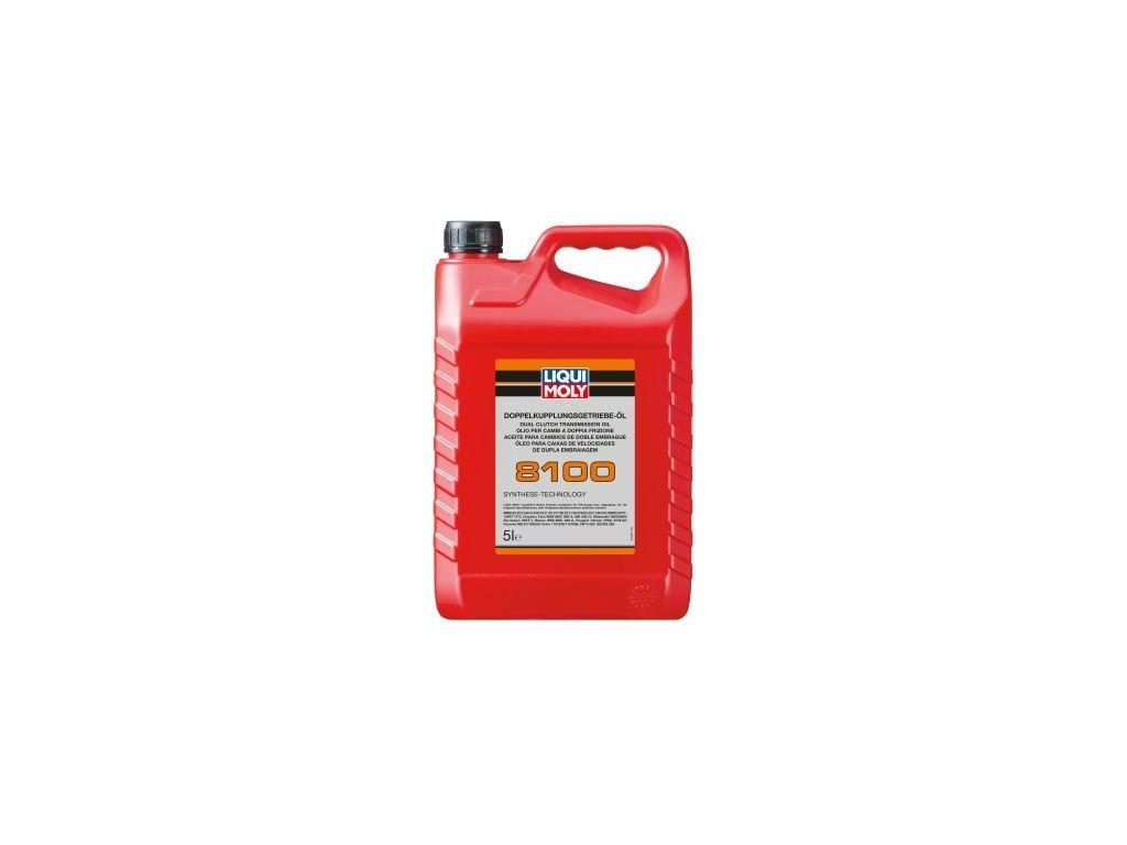 Olej do prevodovky LIQUI MOLY Doppelkupplungsgetriebe-Öl 8100 20626