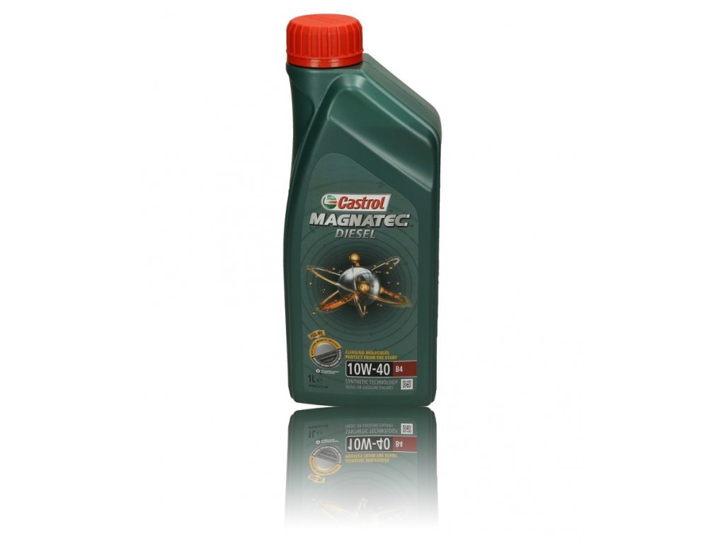 Castrol Magnatec Diesel 10W-40 B4, 1l