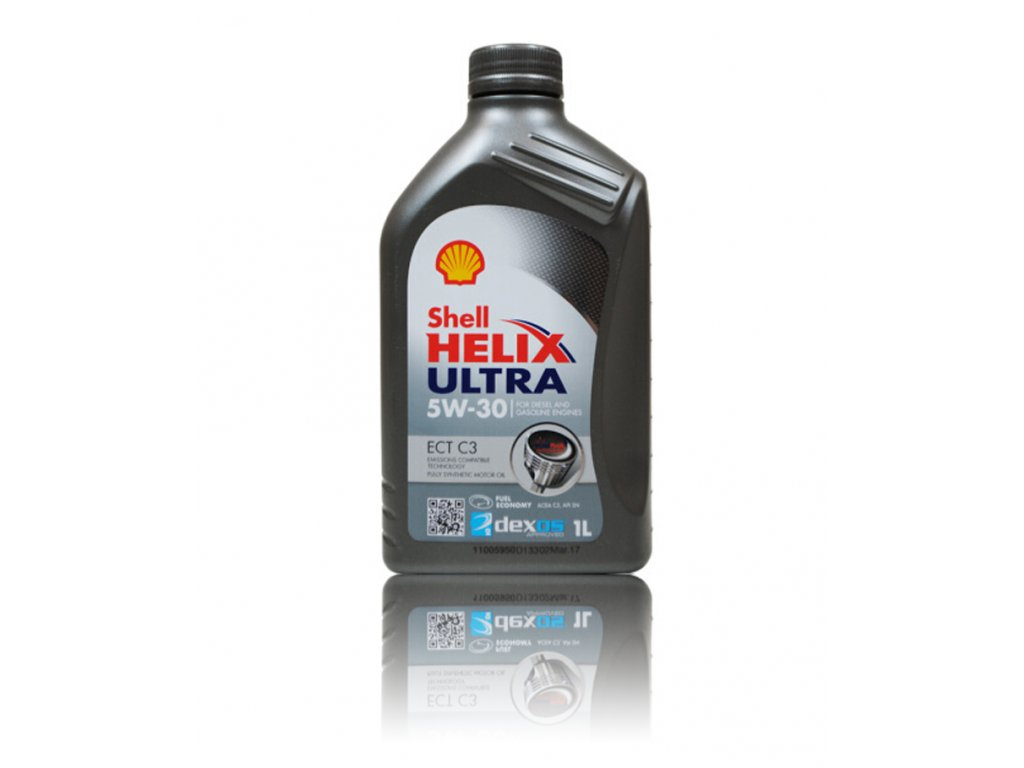 Shell Helix Ultra ECT C3 5W-30, 1l