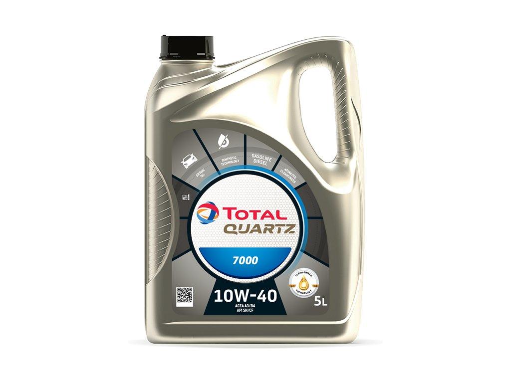 TOTAL QUARTZ 7000 10W40 (SN) 5L