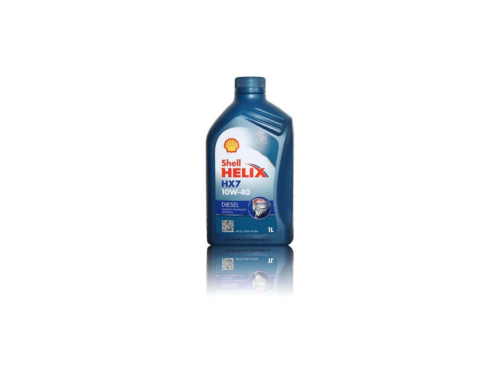 Shell Helix Diesel HX7 10W-40, 1l