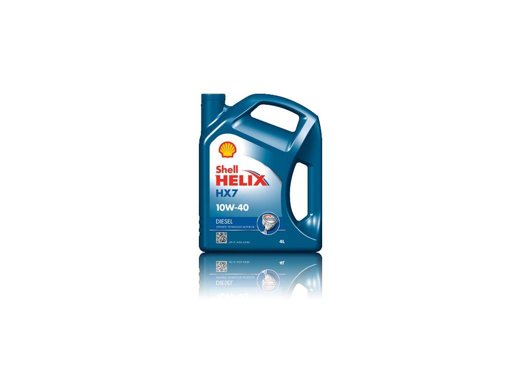 Shell Helix Diesel HX7 10W-40, 4l
