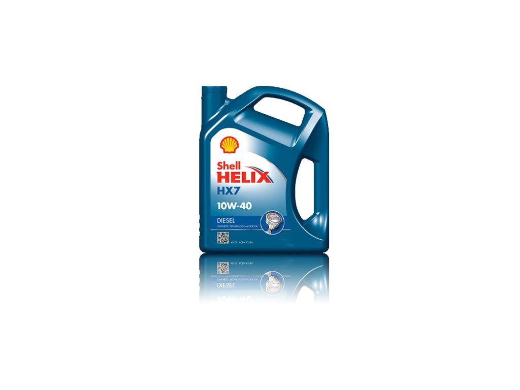 Shell Helix Diesel HX7 10W-40, 5l
