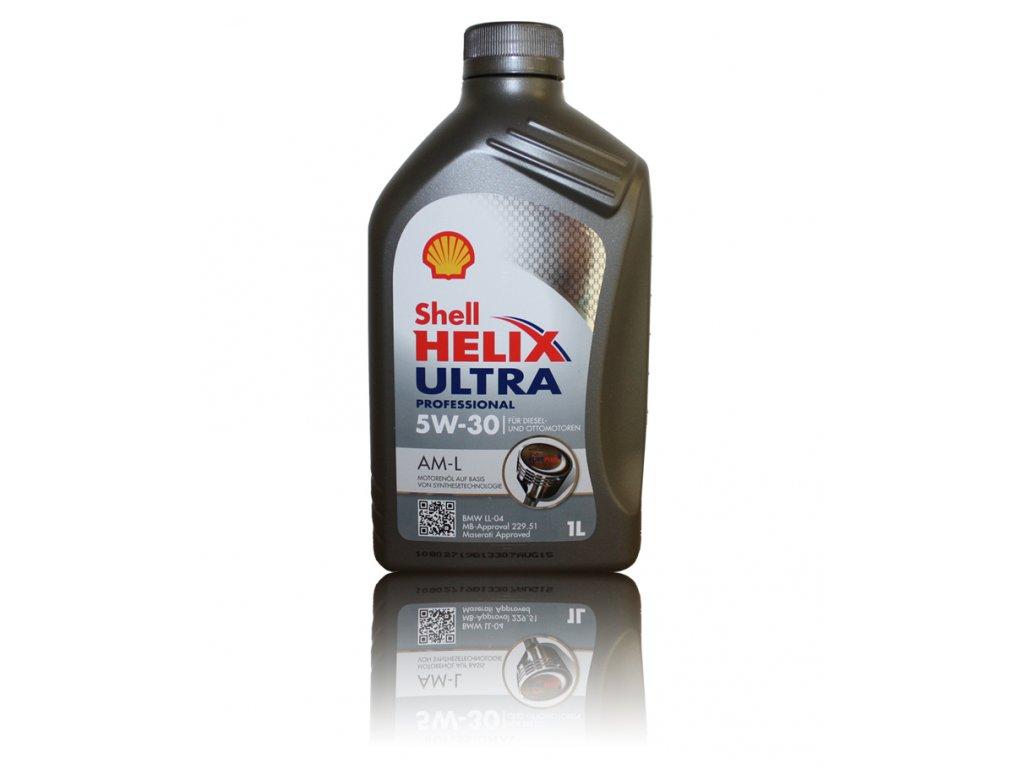Shell Helix Ultra Professional AM-L 5W-30, 1l
