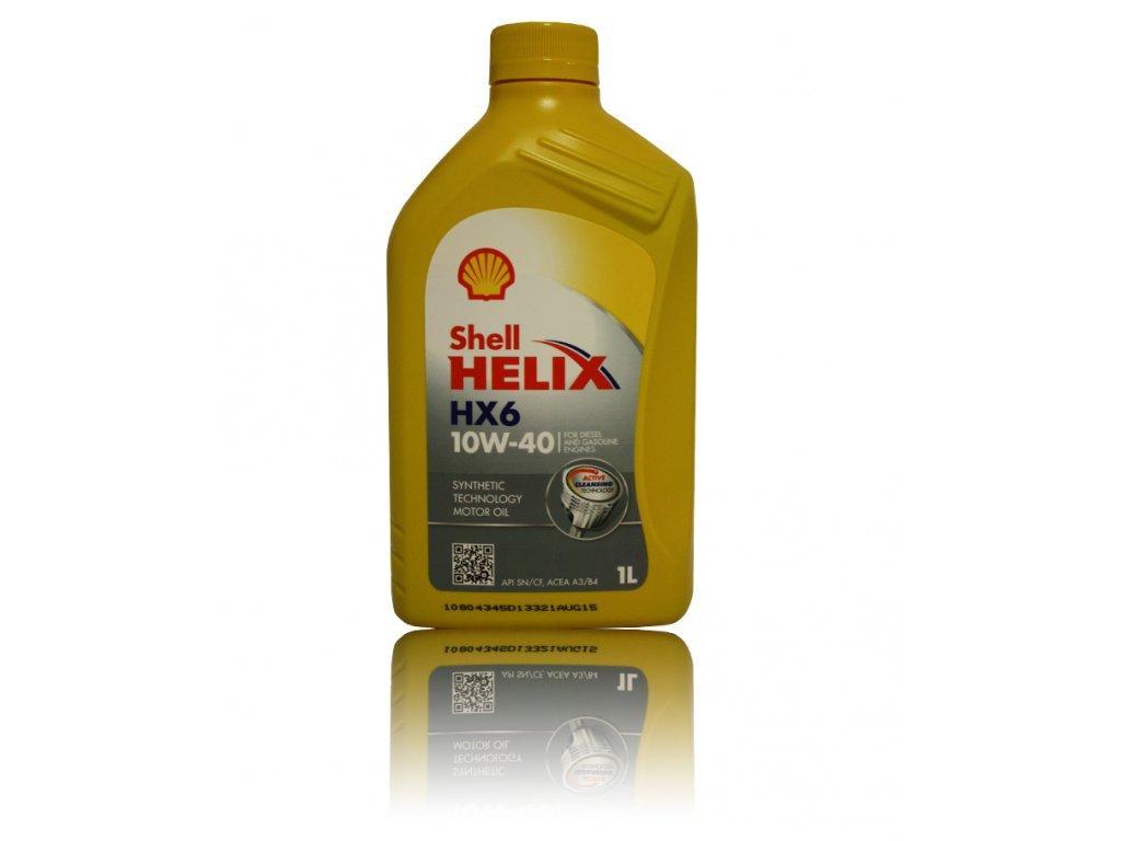 Shell Helix HX6 10W-40, 1l