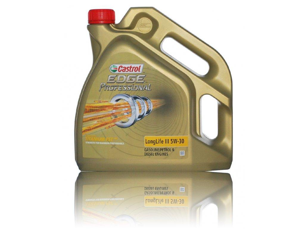 Castrol EDGE Titanium FST Professional Longlife III 5W-30, 5l