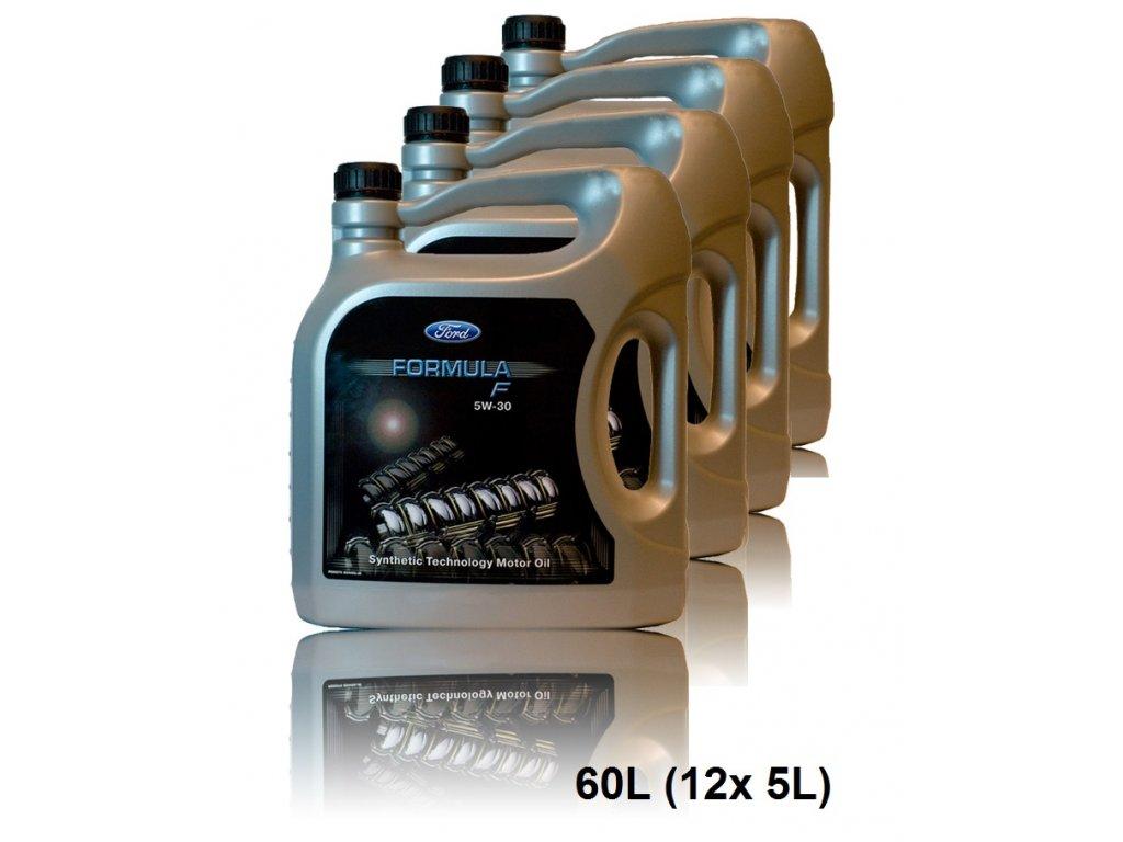 Ford Formula F 5W-30, 60l