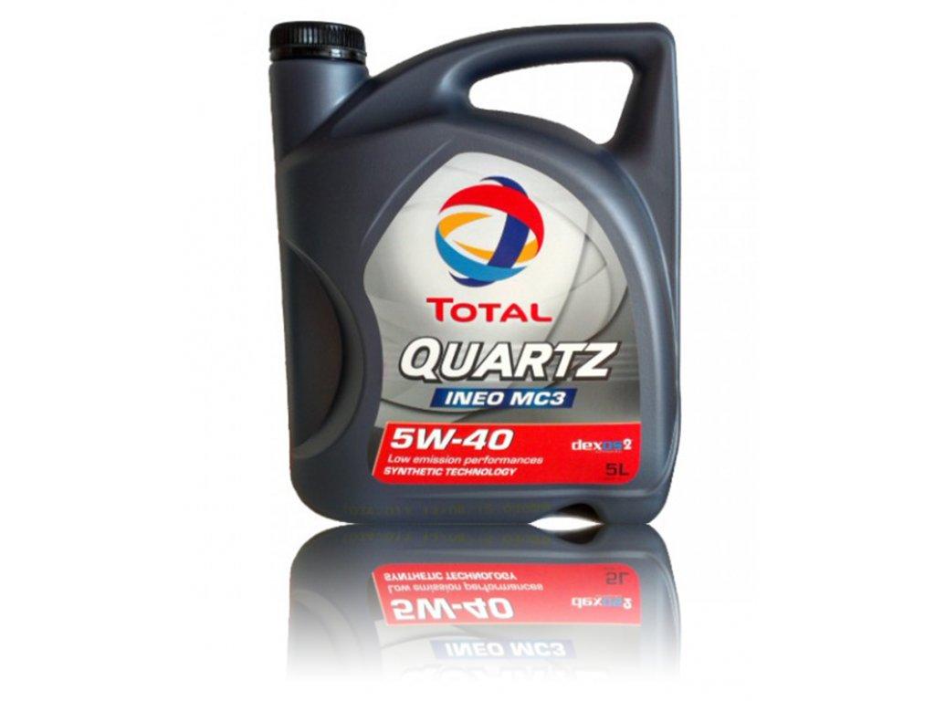 Total Quartz Ineo MC3 5W-40, 5l