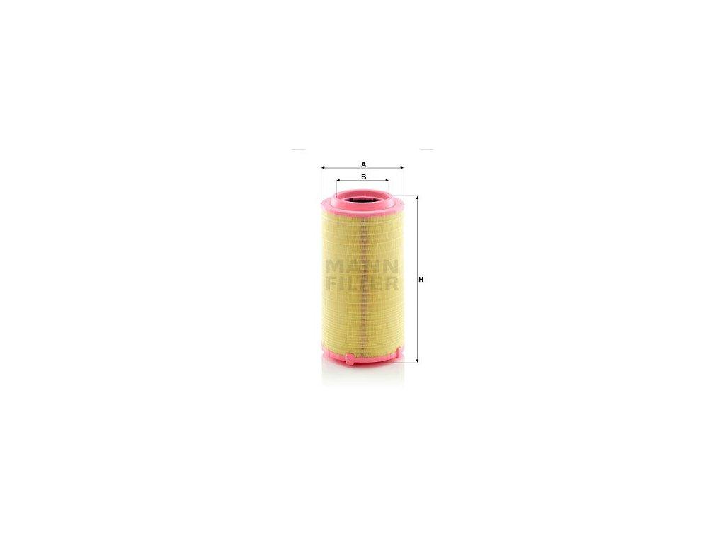 Vzduchový filtr MANN-FILTER C 27 038