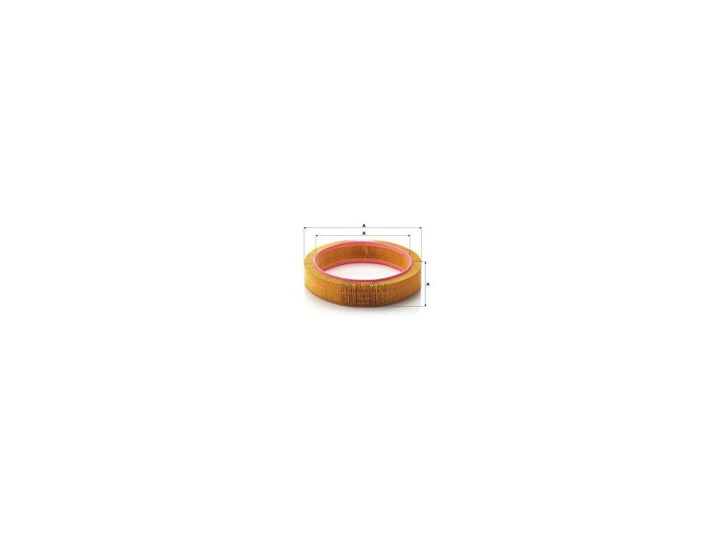 Vzduchový filtr MANN-FILTER C 41 173