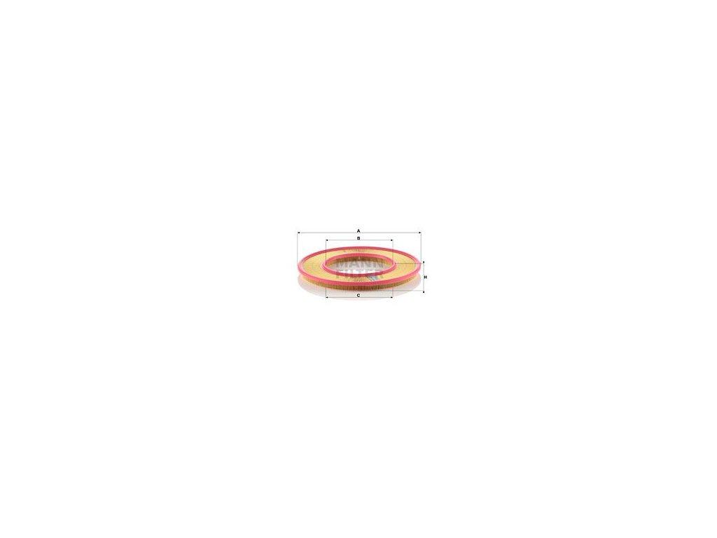 Vzduchový filtr MANN-FILTER C 4190